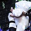 Большой мягкий медведь - 200 см