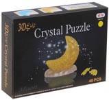 Кристалические 3Д пазлы Месяц