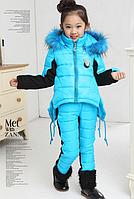 Зимний комплект на девочку Д 0667-И