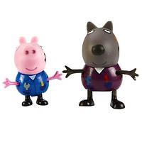 Набор фигурок Peppa Pig Джордж и Дэнни