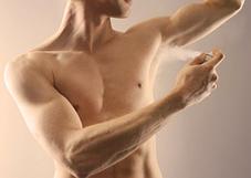 Мужские дезодаранты для тела.
