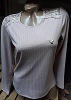 Женская нарядная кофточка