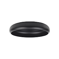 Декоративний корпус на светильник Maxus, металл, черный (1-FHA-01-BK)