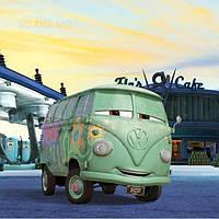 Картина на холсте Disney автомобиль огурец (23 X 23)