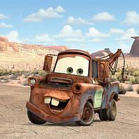 Картина на холсте Disney автомобиль мэтр (23 х 23 см)