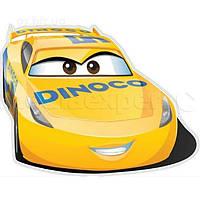 Украшения Disney Cars-крус-рамирес - большая