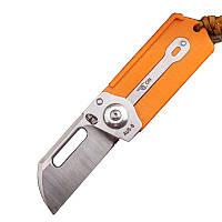 HXOUTDOORS110MMMiniEDCВоенный Нож На открытом воздухе Нож для выживания MultiFunction Key Key Инструмент