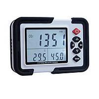 Углеродный диод двуокиси углерода USB Данные по температуре воздуха Logger Meter Монитор LCD