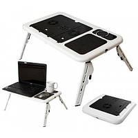 Раскладной стол-подставка для ноутбука E-table
