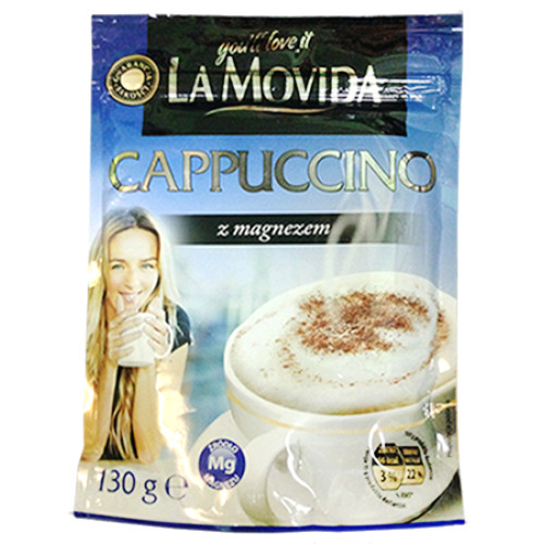 Капучино La Movida Capuccino магнезія 130 гр.