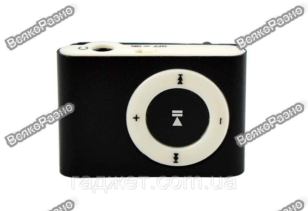 MP3 плеер черного цвета