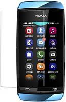 Защитная пленка для Nokia Asha 306 - Celebrity Premium (matte), матовая