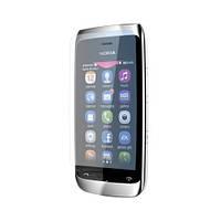 Защитная пленка для Nokia Asha 308/309 - Celebrity Premium (clear), глянцевая