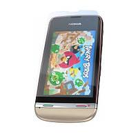 Защитная пленка для Nokia Asha 310 - Celebrity Premium (clear), глянцевая