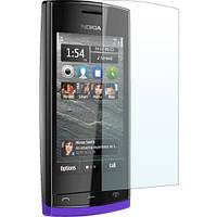 Защитная пленка для Nokia 500 - Celebrity Premium (matte), матовая