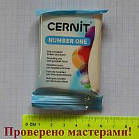 """Полимерная глина """"CERNIT"""" 56 гр ШАМПАНСКОЕ"""
