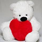 Мягкая игрушка медведь большая - 220 см., фото 5