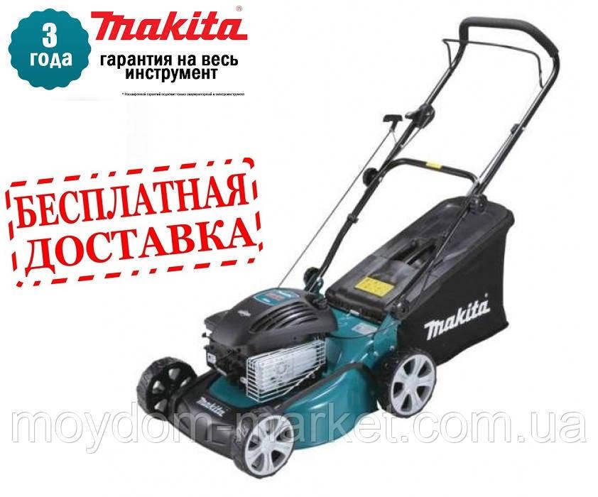 Бензиновая газонокосилка Makita PLM4110 (41см; 158см3; 3,5л.с) Опт и розница