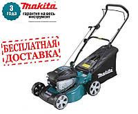 Бензиновая газонокосилка Makita PLM4110 (41см; 158см3; 3,5л.с) Опт и розница, фото 1