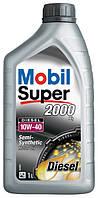 MOBIL,SUPER,2000,X1,DIESEL,10W-40,1L, 150640