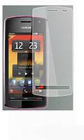 Защитная пленка для Nokia 600 - Celebrity Premium (matte), матовая