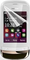 Защитная пленка для Nokia C2-03 - Celebrity Premium (matte), матовая