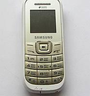 Samsung E1202 Dual Sim White Оригинал!