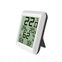 Protable Digital Humiture Meter Тестер влажности температуры LCD Дисплей Mini Сад Крытый гигротермограф