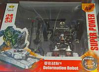 Радиоуправляемый робот трансформер Autobots