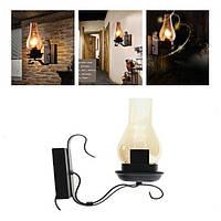 Винтаж Уникальный стиль Industrial Rustic Медь Steampunk Wall Light для гостиной Спальня Pathway