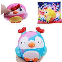 Oriker OWL Squishy 15 * 14 * 12.5 CM Медленное восхождение с коллекцией подарков Подарочные игрушки для малышей