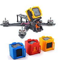 GEPRC 3D Печатная версия камера Защитная Чехол Для GoPro Сессия/Foxeer Коробка Спорт CAM для RC Racing Дрон