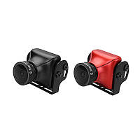 JJA-CM12001/3CMOS1200TVLMiniкамера 2.5mm Объектив С кнопкой OSD PAL/NTSC Черный/Красный для RC Дрон