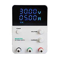 30V 5A Регулируемая переменная мощность постоянного тока переменного тока Dual Digital Lab Test 220V