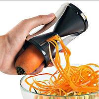 Терка для овощей Spiral Slicer, овощерезка Спираль Слайсер