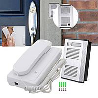 TL-3206B Проводной Дверь Домофон Телефон Звонок Безопасность Вход Система звонков Квартира Гараж