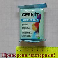 """Полимерная глина """"CERNIT"""" 56 гр МЕНТОЛ"""