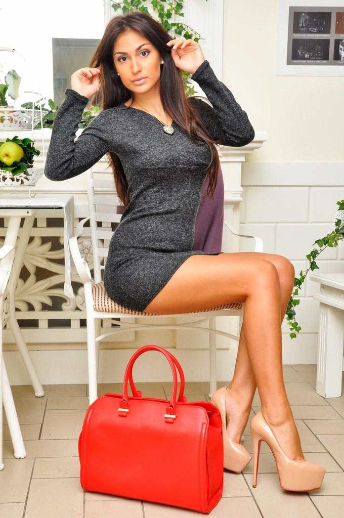 """Красивые модные платья. Платье 5051 ш $ - Интернет-магазин """"Успех"""" в Одессе"""