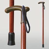 Трость деревянная МИРТА -2 Красное дерево
