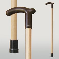Трость деревянная МИРТА -1 Светлая
