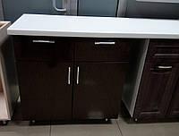 Столешница кухонная белая 1,8м (40мм)