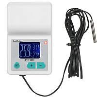 GeekTeches DTC-2000 AC110-240V 10A Digital Термометр Терморегулятор Регулятор температуры воды Термостат+Водонепроницаемы Датчик Зонд