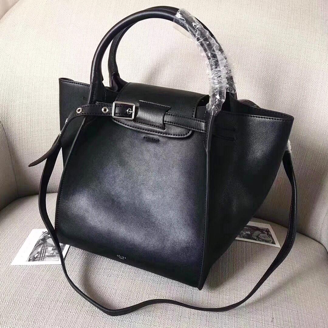 106880652e3d Сумка-шоппер из натуральной кожи Celine - Люкс реплики брендовых сумок,  обуви в Киеве