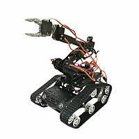 6 DOF WiFi Arduino Смарт-робот-шасси с кронштейном 7 Servos