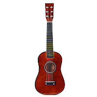 23 дюймов Basswood Mini Kids Concert Acoustic Ukulele Guitar Музыкальный инструмент Детский подарок
