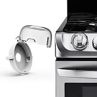 ЗащитныйчехолдлядетейBeideliTransparent Дизайн Универсальная кухонная газовая плита