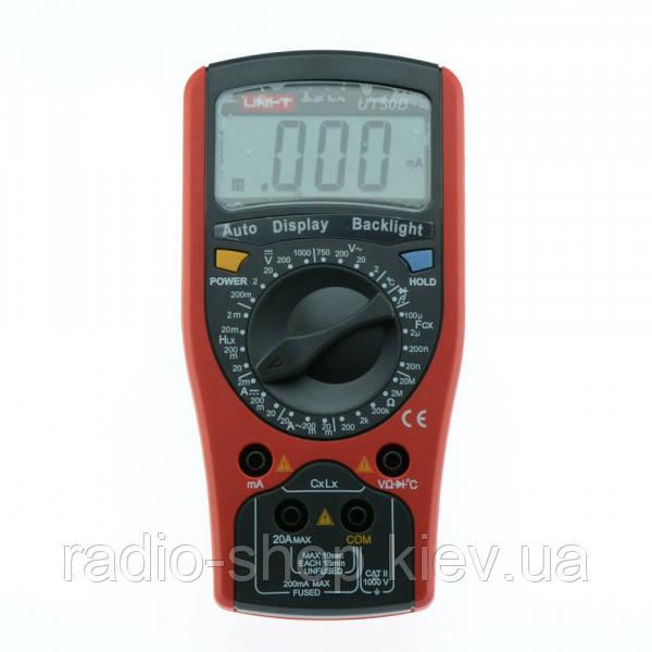 Мультиметр универсальный Uni-t UT50D, фото 1