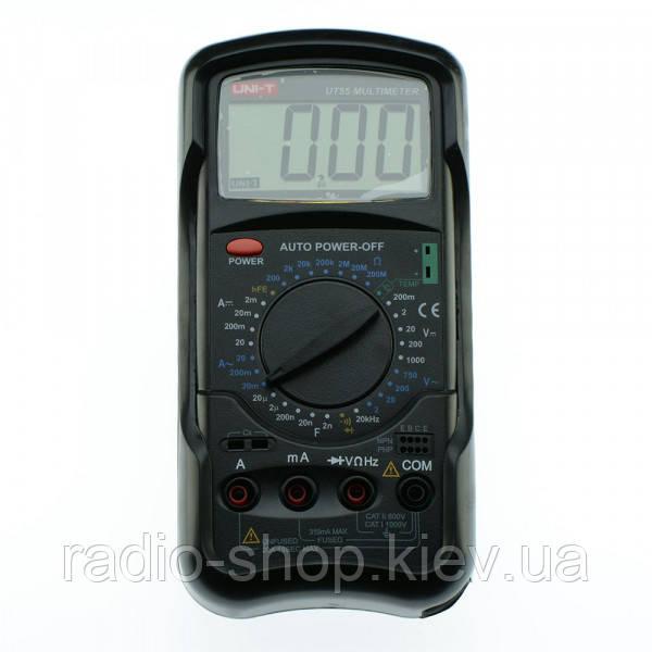 Мультиметр универсальный Uni-t UT55, фото 1