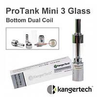 Клиромайзер Kanger Mini ProTank 3 Dual coil, фото 1