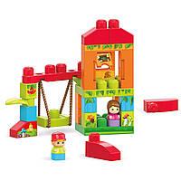 Конструктор Mega Bloks Block Buddies  - Веселые качели